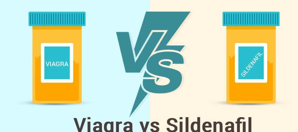 Viagra vs. Sildenafil- What's The Difference