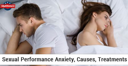 Sexual Performance Anxiety, Causes, Treatments